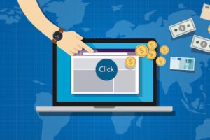 Business Profit From Website Clicks